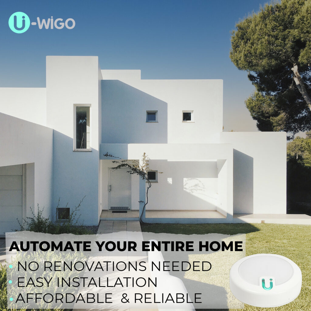HOME AUTOMATION FOR YOUR SMART HOME