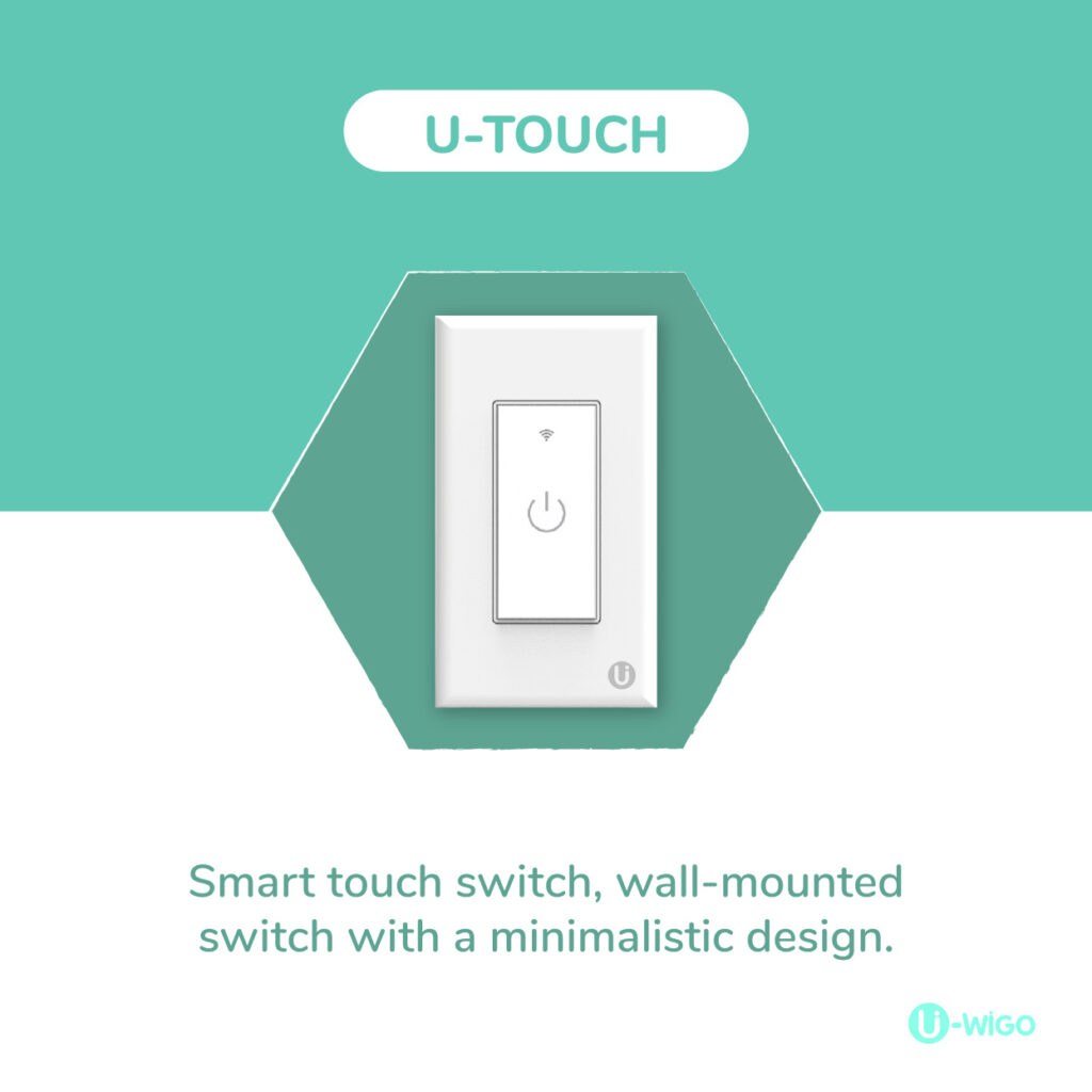 SMART TOUCH SWITCH and IoT for home automation
