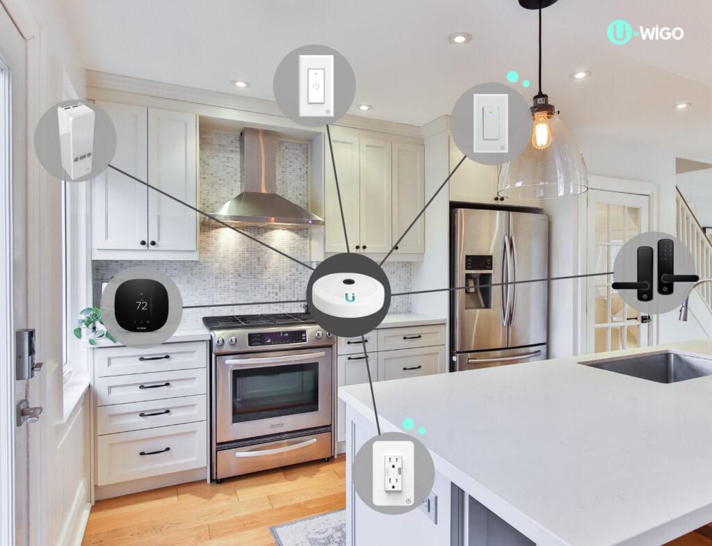 CREATE A SMART HOME WITH U-WIGO AND U-NIV3RS3